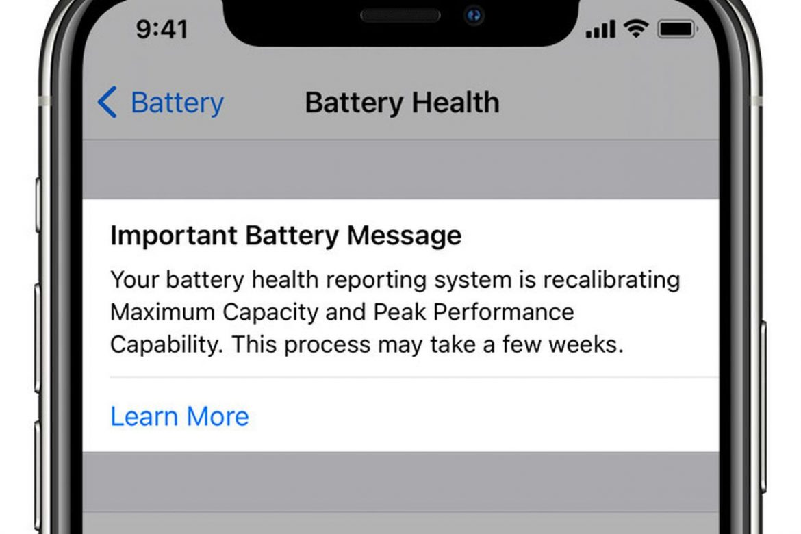 Apple will recalibrate iPhone 11 batteries to fix performance and capacity issues