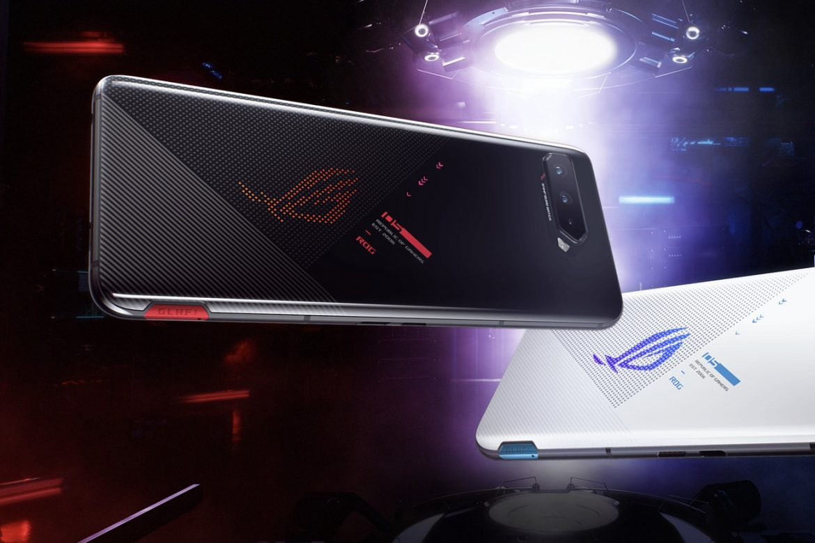You can now buy Asus' gaming-ready ROG Phone 5