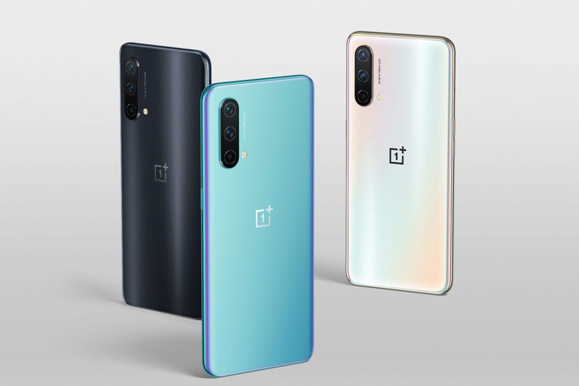 OnePlus updates its midrange Nord with new processor and a headphone jack