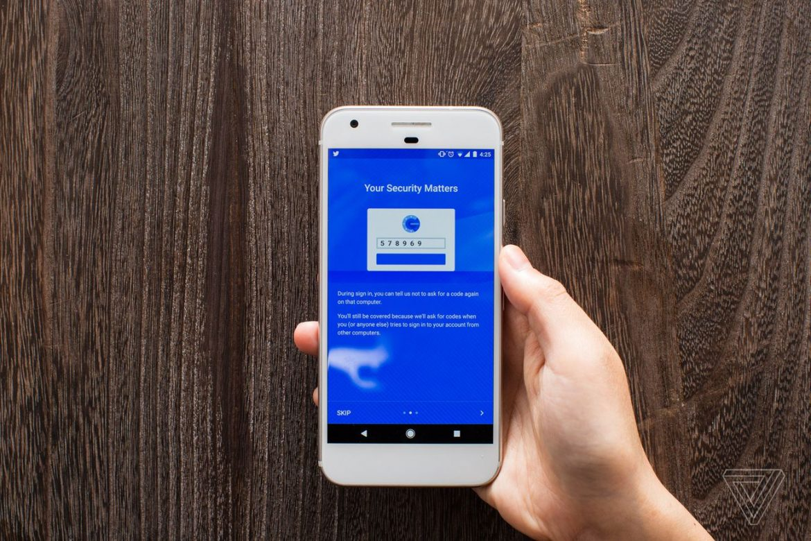 How to set up two-factor authentication on your online accounts