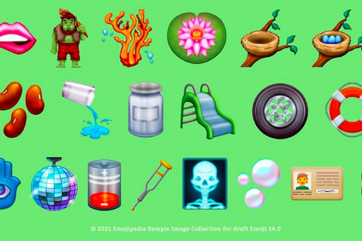 Here are the finalists to be included in Emoji 14.0 this September