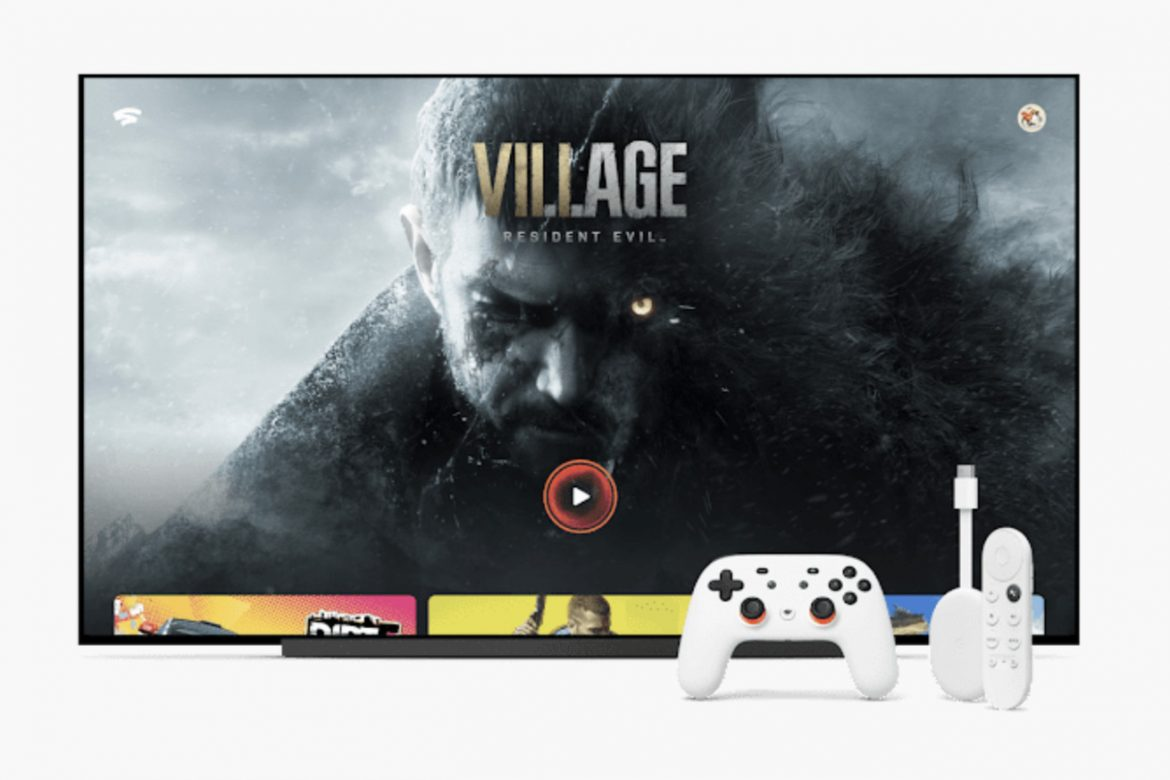Google pairs Stadia Controller and Chromecast as $100 'play and watch' bundle