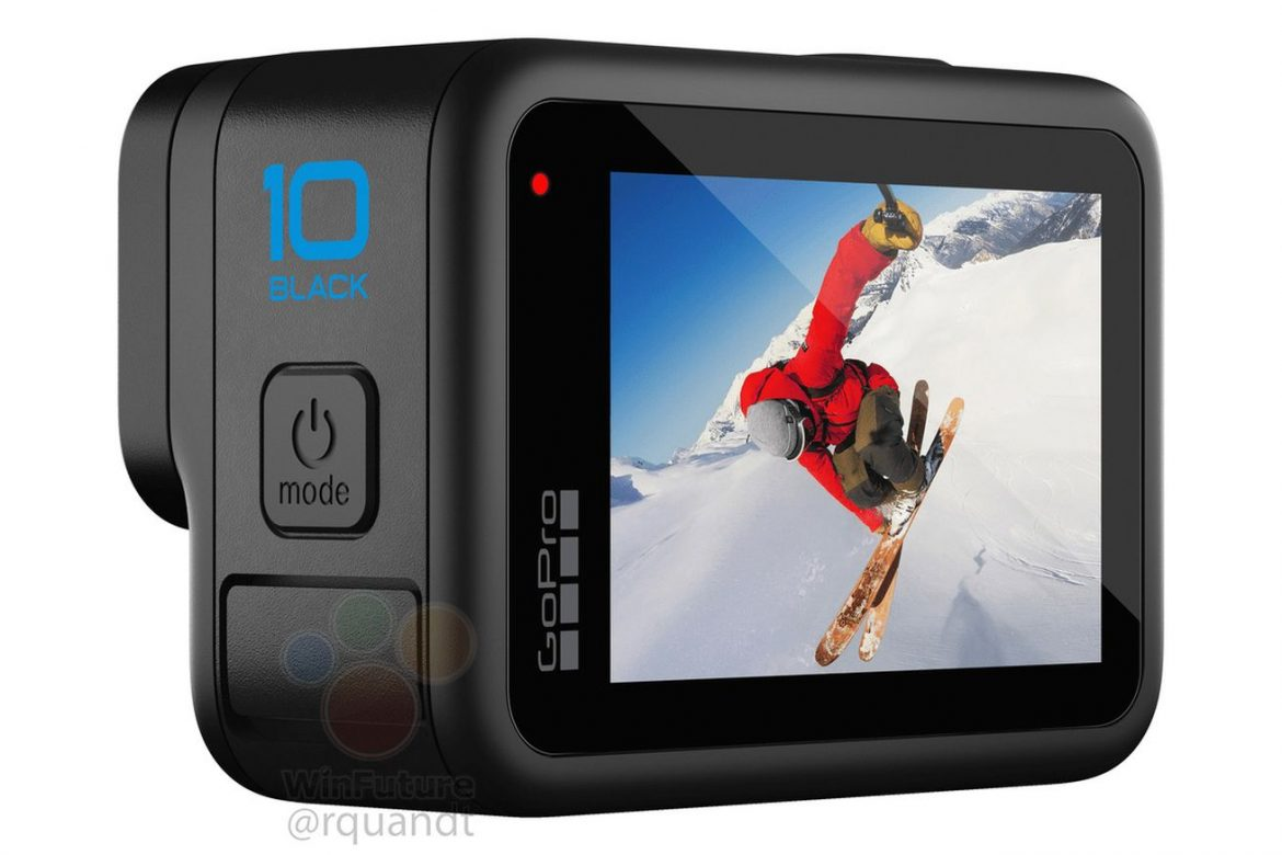 GoPro's next flagship action camera leaks