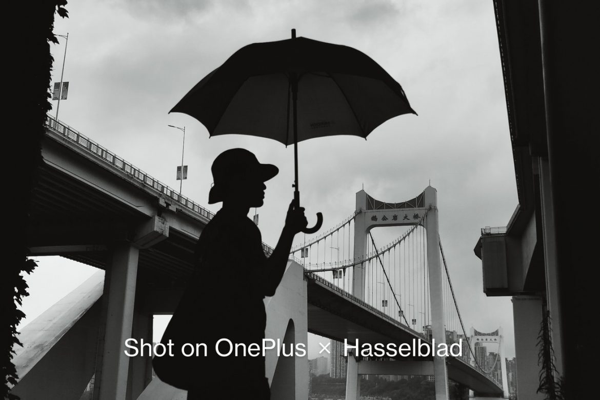 OnePlus 9 software update pays homage to the Hasselblad XPan camera