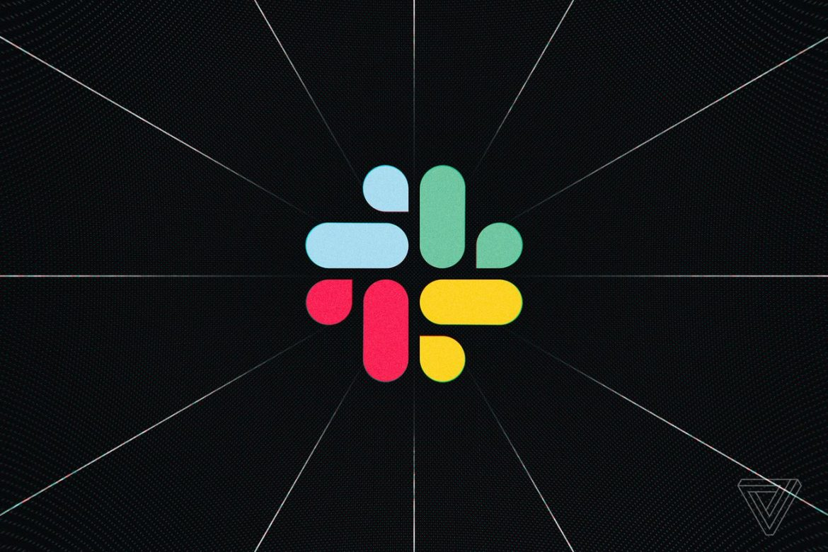 Slack is down for some people, and of course, the problem is DNS